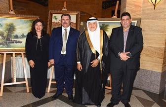 القنصلية العامة المصرية بجدة تحتفل بالعيد السادس والستين لثورة ٢٣يوليو | صور