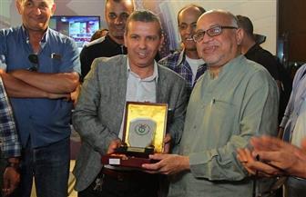 الإذاعة الجزائرية تكرم الناقد السينمائي مجدي الطيب| صور