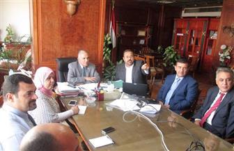 وزير الري يناقش مع الخبراء الاستفادة من الاستشعار عن بعد في تقليل الهدر بمياه الزراعة | صور