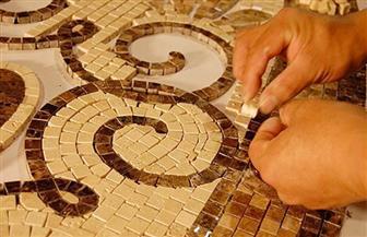 بيت السناري يطلق ورشته الجديدة لتعليم فن الموزاييك.. الليلة| صور