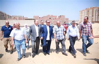 محافظ كفر الشيخ يتابع إنشاء 3 آلاف وحدة سكنية بمشروع إسكان الشباب| فيديو