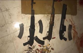 الداخلية تكشف عن مصرع 5 وضبط 5 آخرين من حركة حسم الإرهابية في مداهمات بالعبور والقاهرة