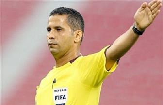 محمود عاشور الممثل الوحيد للتحكيم المصري في أوليمبياد طوكيو