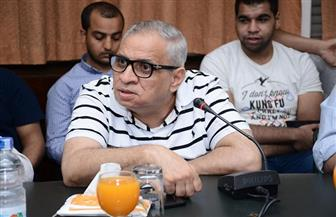 """أحمد السبكي في ندوة """"بوابة الأهرام"""": البعض ينسب لي أفلاما لم أنتجها.. وسعيد بنجاح """"قلب أمه"""""""