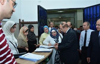 مستشفى أسيوط الجامعى يفتتح أول مركز فى صعيد مصر لعلاج السكر | صور