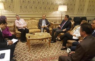 """""""لجنة العلاقات الخارجية"""" تناقش مشاكل المصريين بالخارج الأحد المقبل"""