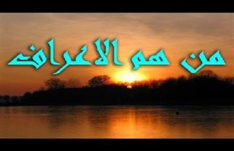 قوم يتنعمون في نهر حافتاه ذهب مكلل باللؤلؤ وترابه المسك.. وتلاوة بتفسير مصور للمنشاوي | فيديو