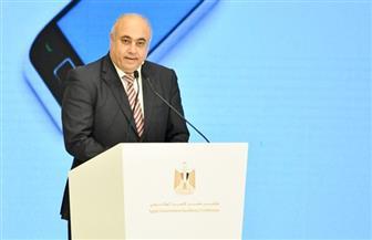 أشرف عبد الحفيظ: الحكومة تستهدف تقديم 200 خدمة ذكية بحلول 2020| صور