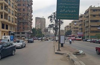 بدء أعمال محطة وادى النيل بالخط الثالث للمترو..الدالى: تحويلات مرورية ولوحات إرشادية لقائدى السيارات