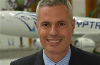 """رئيس """"القابضة للطيران"""": انضمام 300 طيار جديد للشركة.. والطائرات الجديدة تقلل نفقات التشغيل"""