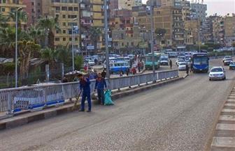 بسبب أعمال التجديد.. غلق دوران أسفل كوبري السيدة عائشة للقادم من طريق صلاح سالم