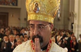 بطريرك الأقباط الكاثوليك يستقبل وفدا من البرلمان الفرنسي