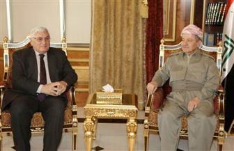 مسعود بارزاني يجدد تأكيده على 3 مبادئ فى تشكيل الحكومة العراقية الجديدة