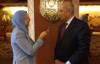 السفير ماجد عبدالفتاح: القدس سبب فشل مفاوضات كلينتون.. وترامب يسعى حاليا للشوشرة على القضية الفلسطينية   حوار