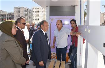 محافظ الإسكندرية: تطوير محطات الأتوبيسات لتتناسب مع التكنولوجيا الحديثة | صور
