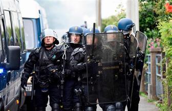 الشرطة الفرنسية تطلق الغاز المسيل للدموع لتفريق محتجين