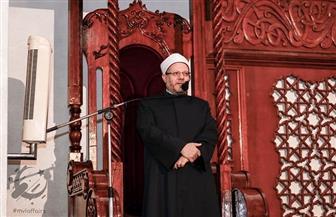 مفتي الجمهورية يلقي خطبة الجمعة بأكبر مساجد المالديف في مستهل زيارته الرسمية | صور
