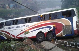 مقتل 30 شخصا في تحطم حافلة بالكاميرون بسبب النعاس
