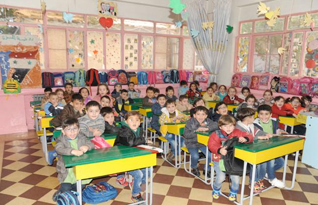 Image result for الأطفال في الصفوف الدراسية