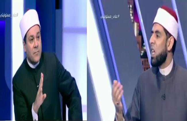 أحمد موسى ينهى حلقة  على مسئوليتى  الليلة ويوقف مشادة بين الضيوف    فيديو -