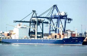 34 سفينة إجمالي حركة السفن بمواني بورسعيد اليوم