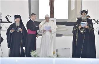 البابا تواضروس يشارك بطاركة العالم في يوم الصلاة / صور