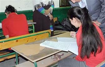 وكيل تعليم بورسعيد يتفقد امتحان الدراسات الاجتماعية للشهادة الإعدادية