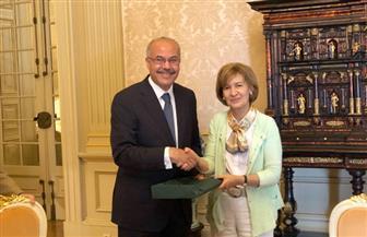 وزيرة الشئون الخارجية البرتغالية: العلاقات مع مصر شهدت تطورا كبيرا