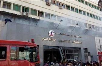 رئيس جامعة الأزهر: حريق مستشفى الحسين لم يكن بسبب الجرد