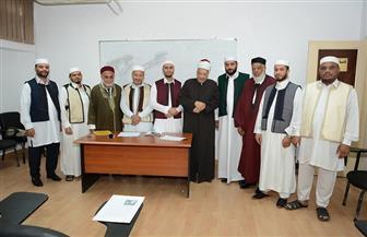 انطلاق الدورة التدريبية لتأهيل الأئمة والدعاة الليبيين برعاية شيخ الأزهر