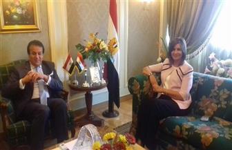 عبد الغفار: يمكن الاستفادة من الأساتذة المصريين في الخارج لتطوير منظومة التعليم العالي