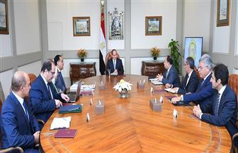الرئيس السيسي يوجه بتصحيح العوار في نظام العلاج الطبي القائم بالدولة
