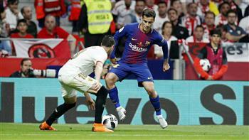 رسميا.. السوبر الإسباني بين برشلونة وإشبيلية من مباراة واحدة