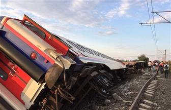 مقتل 50 شخصا في حادث انقلاب قطار بالكونغو الديمقراطية