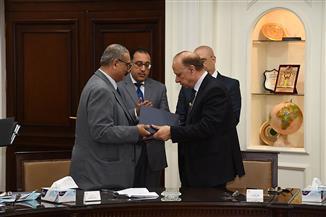 """تعاون بين """"القاهرة"""" و""""المجتمعات العمرانية"""" لتطوير منطقة المواردي و""""مثلث ماسبيرو"""""""