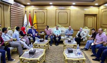 رئيس جامعة بني سويف: نجحنا في إحداث إصلاح إداري محكم