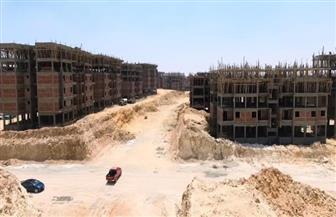 """مدبولى: 32% نسبة تنفيذ 1440 وحدة بمشروع """"سكن مصر""""..و20% لـ1584 بالإسكان الاجتماعى"""