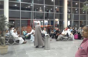 30 واعظا ينفذون خطة الأزهر في توعية الحجاج بالمطارات والمواني | صور
