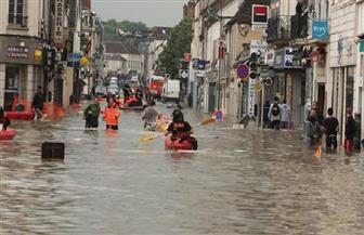 السيول تجتاح جنوب فرنسا وفقد مواطن ألماني