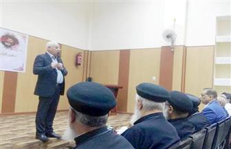 محافظ بورسعيد يشهد افتتاح البرنامج التدريبي لمعلمي مدارس الأقباط الأرثوذكس | صور