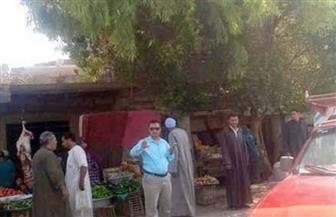 """نقل سوق """"الخميس"""" من طريق شوشة بسمالوط"""