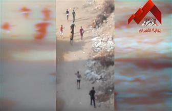 """فيديو لهروب جماعي لنزلاء علاج الإدمان بحدائق الأهرام بعد وفاة """"ميدو"""""""