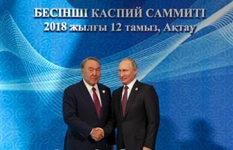 بوتين: بناء جسر الطاقة بين روسيا وإيران وأذربيجان يعزز أمن الطاقة في المنطقة بأكملها