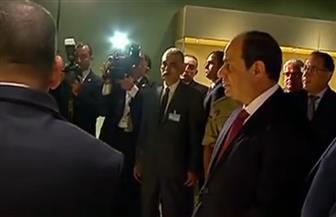 وفود ملتقى الخدمات الفندقية والمستثمرات العرب يزورون متحف سوهاج القومي