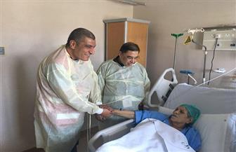 رئيس بعثة الحج الطبية يتفقد العيادات المركزية بالمدينة المنورة | صور