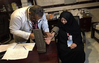 """""""الصحة"""": عيادات البعثة الطبية للحج قدمت خدماتها العلاجية لـ76 ألف حاج مصري"""