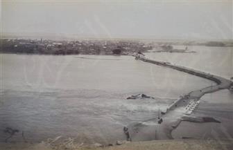 ألبوم نادر لقناطر أسيوط القديمة التقطها أول مصور فوتوغرافي في الصعيد | صور