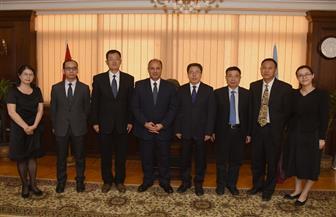 """محافظ الإسكندرية يستقبل اللجنة الدائمة لكونجرس مقاطعة """"جوان دونج"""" الصينية"""