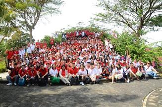 """""""أبانوب"""" يحصل على المركز الأول بمعسكر العلوم الآسيوي 2018 بإندونيسيا"""