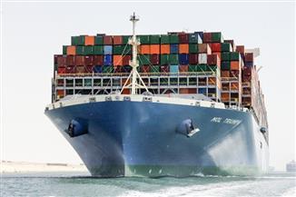 عبور 47 سفينة قناة السويس بحمولة 2.8 مليون طن